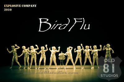 """Explosive Dance Company 2010 """"Bird Flu"""""""