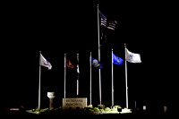Veteran's Memorial Park Night 2009