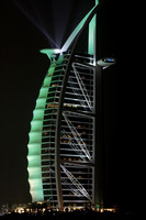 Burj Al Arab on Jumeirah Beach