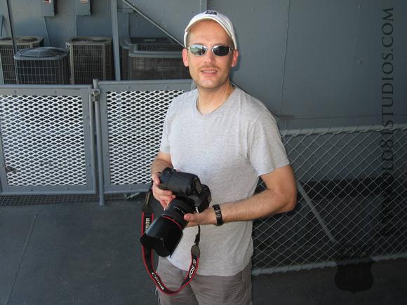 JC Kirk Photo of Old 81 Studios Owner/Photographer