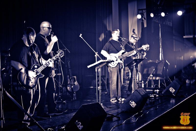 The Crossfire Band Wichita Kansas